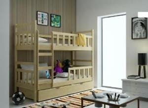 Etagenbett Hoch : Doppelstockbett etagenbett hochbett hoch bett betten stockbett