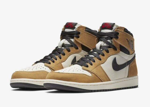 huge discount 751cc 46c71 Nike Air Jordan 1 Retro High OG Rookie of the Year 555088-700 Size 13
