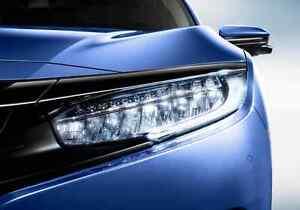 Image Is Loading Genuine Oem Led Drl Left Right Headlight Honda