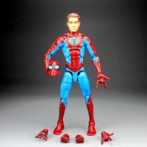 "Marvel Legends Spider-Man Homecoming from Mary Jane 2pack TRU 6/"" Action Figure"