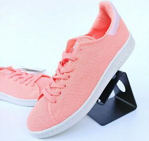 adidas Originals Stan Smith Trainer Neon Orange Damen Sneaker Gr 36 2/3 BA7145