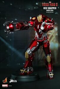 IRON-MAN-3-Mark-35-Red-Snapper-1-6th-Scale-Action-Figure-PPS002-Hot-Toys