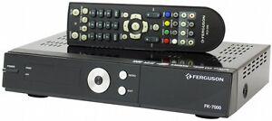 Ferguson-Ariva-FK7000-HD-TV-Digital-Satellite-Receiver-USB-Cyfra-Used-Conax
