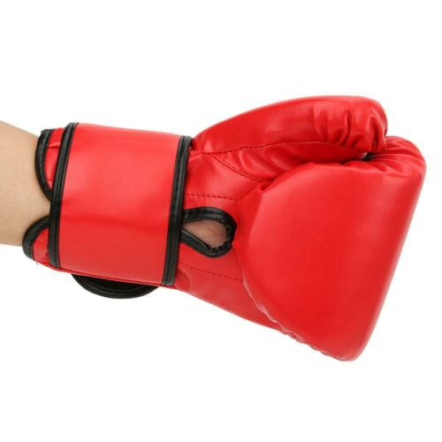 Boxing Gloves Men Women Training Sparring MMA kickboxing Muay Thai Bag Mitts