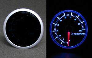 Tachymètre Smoke Line Bleu Mercury Evinrude Johnson-afficher Le Titre D'origine