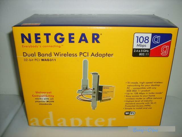 Netgear WAG311 Driver Download