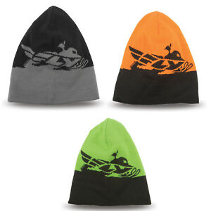 c88edf36b85 Image is loading Fly-Racing-Adult-Snow-Beanie-Reversible