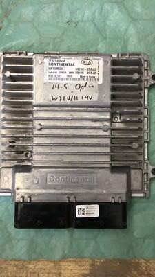2014-2015 Kia Optima ecm ecu computer 39138-2GBH0