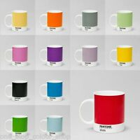 Pantone Universe Mugs - Choice of colours to choose from, create your own set !