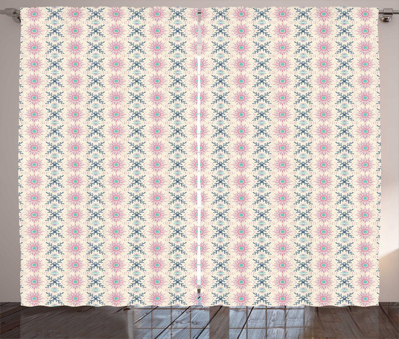 Curtains Window Drapes Drapes Drapes 2 Panel Set 108x84 Inches 85c35c