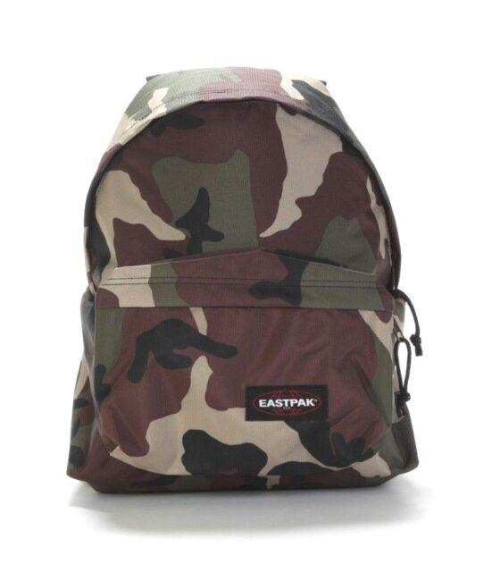 d829fa48ca0 Backpack Eastpak Padded Pak'r Camo 181 for sale online | eBay