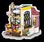 Indexbild 14 - DIY Bausatz für Miniatur Haus Bastelset Modellbau Puppenhaus Robotime Rolife