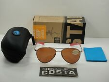 7114a749fa5d item 3 COSTA DEL MAR PIPER POLARIZED PIP184 OCP SUNGLASSES ROSE GOLD/COPPER  580P LENS -COSTA DEL MAR PIPER POLARIZED PIP184 OCP SUNGLASSES ROSE GOLD/ COPPER ...