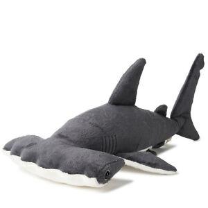 WWF-Plueschfigur-Hammerhai-38-cm-Mach-den-Unterschied