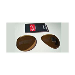 Lenses Lenti Outdoorsman B15 Ricambio Sunglasses Ray 3407 55 Brown Ban Marrone wqax8w6p