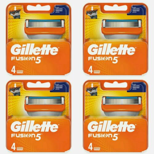 Gillette Fusion5 4×4 (16 Recharges)