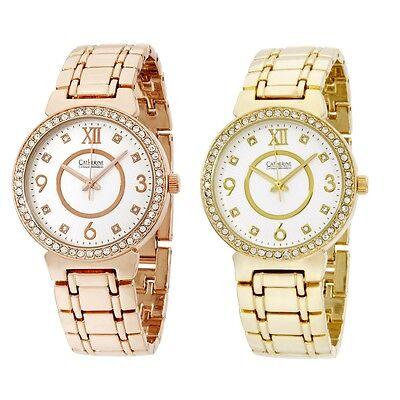Catherine Malandrino Stainless Steel Ladies Watch - Gift Set (Assorted)