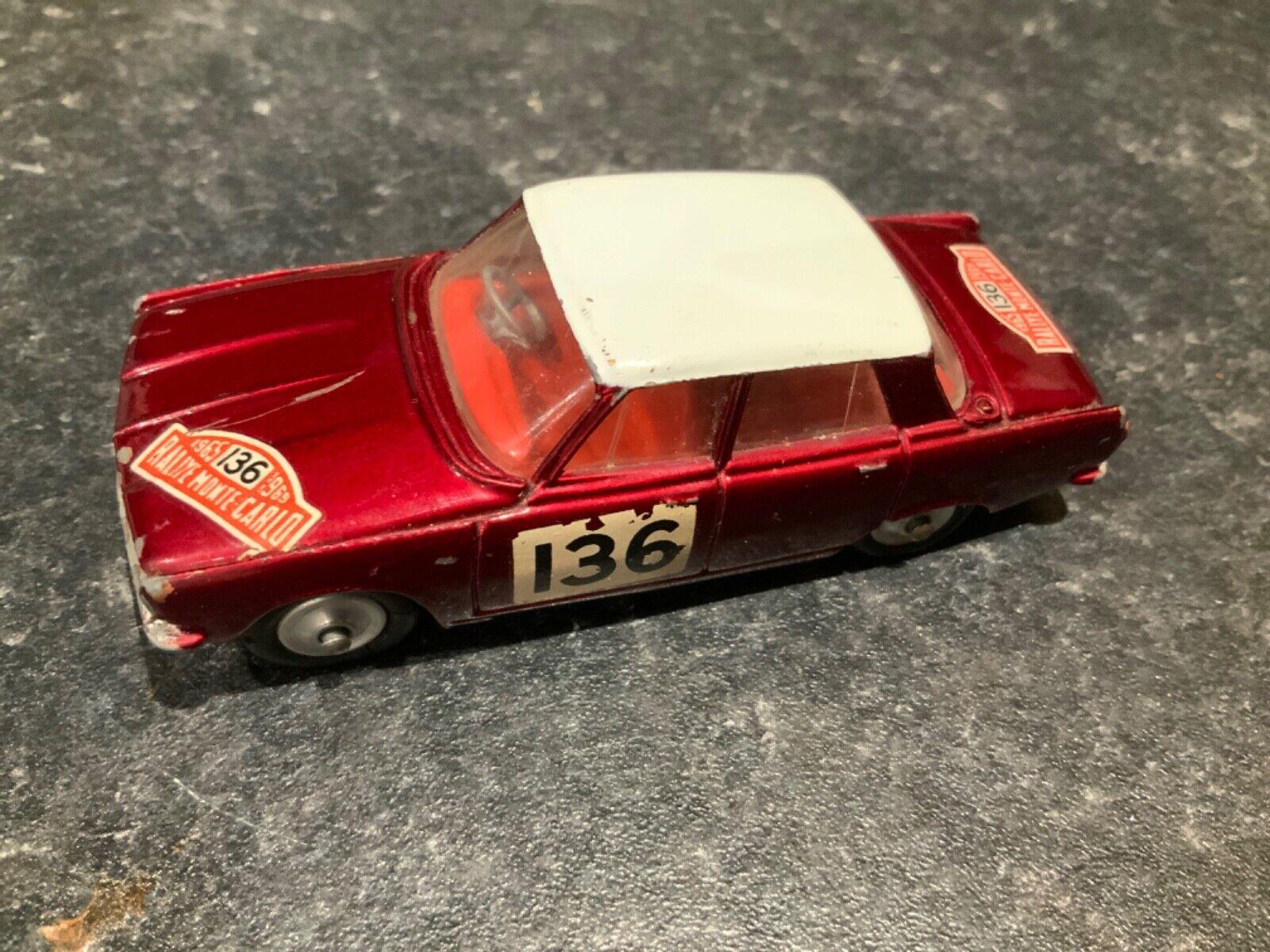Corgi Toys 322 Rover 2000 Monte Carlo