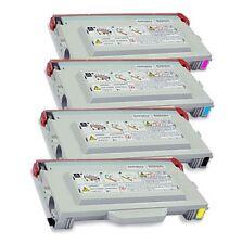 4 NEW Compartible toner Cartridge for  RICOH Aficio SP C210SF CL1000n