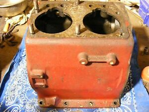 Details about Wisconsin tjd engine block  Wisconsin thd engine block +  extras