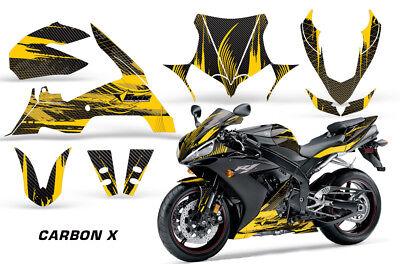 Yamaha YZF Decal Sticker Graphic Motorcycle Fairing Motorbike Racing