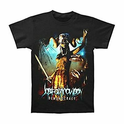 Papa Roach Connection Skull T-Shirt Black L XL Official Heavy Metal Band New