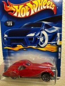 2001 Hot Wheels Talbot Lago #173