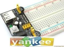 Breadboard Power Supply Module 3.3V 5V MB102 Solderless Bread Board DIY 2012 New