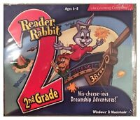 Reader Rabbit 2nd Grade Mis-cheese-ious Dreamship Adventures (pc) - Win10, 8