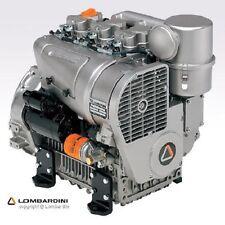 Motore Diesel Lombardini 11LD626-3 Engine  Moteur 42Cv