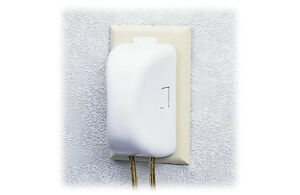 Parent Units 2-Pack White Safestyle Double Outlet Cover 61201
