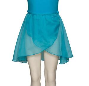 100% Vrai Filles Bleu Marine Long Rad Danse Ballet Jupe Georgette Toutes Tailles Par Katz Kdgr03-afficher Le Titre D'origine Vente Chaude 50-70% De RéDuction