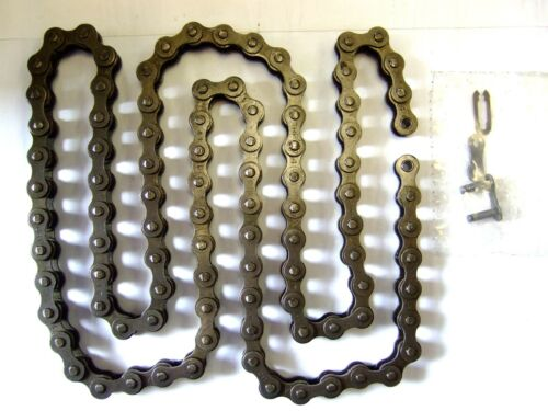 4/'  Go Kart//Mini Bike #41 Chain /& link