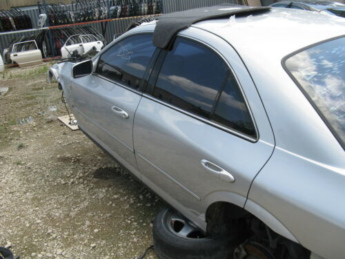 2000-2001-2002 LINCOLN LS  LEFT DRIVER DOOR GLASS WINDOW