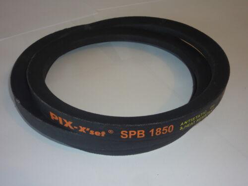 Keilriemen Echt Pix Marke 16.3x1850 LP SPB1850