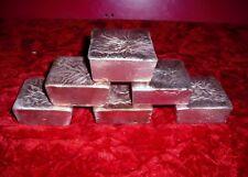 11 pounds copper.  casting ingots