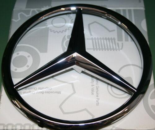 Original Mercedes Benz radiador parrilla estrella emblema delantera sl R 129 roadster Ø 17 cm