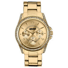 Kenneth Cole Unlisted Ladies Stainless Steel Watch With Crystals UL 09232