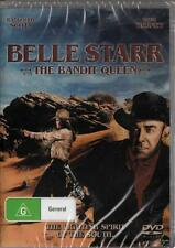 NEW! BELLE STARR AND THE BANDIT QUEEN DVD - RANDOLF SCOTT CLASSIC WESTERN