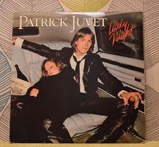 PATRICK JUVET - Lady Night [Vinyl LP,1979] USA Import NBLP 7148 DJ Promo *EXC