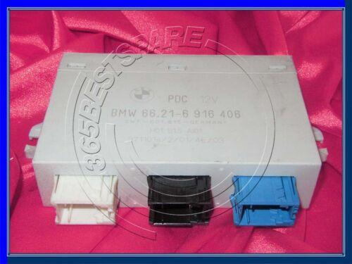 BMW E39 E83 E53 5 X3 X5/'ies Sensor de aparcamiento PDC activo de control a distancia 6916406