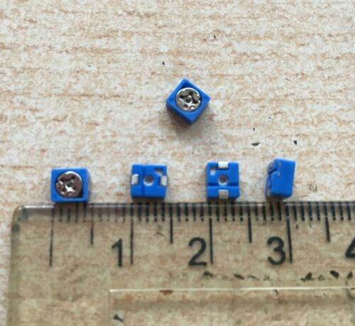 Panasonic  SMD PCB Trimmer Variable Adjustable Capacitors  2.5-6 pF         Z8