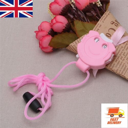Pendant Knitting Crochet Yarn Row Counter Stitch Tally Craft Needle Tool Pink