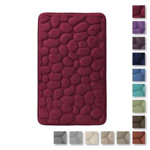 Tappetino-da-bagno-antiscivolo-Sassolini-Tappeto-Memory-foam-50x80-cm-R292