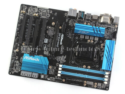 ASRock Z97 Extreme3 LGA 1150 DDR3 SATA3 USB3.1 Intel Z97 ATX HDMI Motherboard