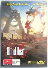 BLIND HEAT (2001) DVD MOVIE Maria Conchita Alonso, J. Eddie Peck, Jeff Fahey