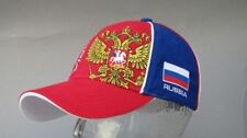 Rusia Russia Россия Cap/Cape/tapa 3 + artículo nuevo + WM 2018 + 100% algodón