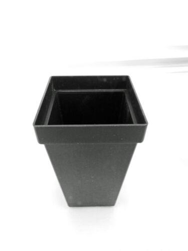 Vierkant-Containertopf  5x5x8,5 cm 20 Stück,Blumentopf,Astrophytum,Ariocarpus
