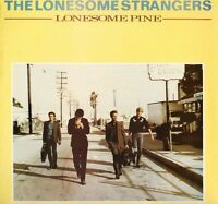 THE LONESOME STRANGERS lonesome pine SPD 1012 A2/B2 early press 1988 LP PS EX/EX