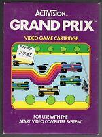 Grand Prix  (Atari 2600, 1982) Activision